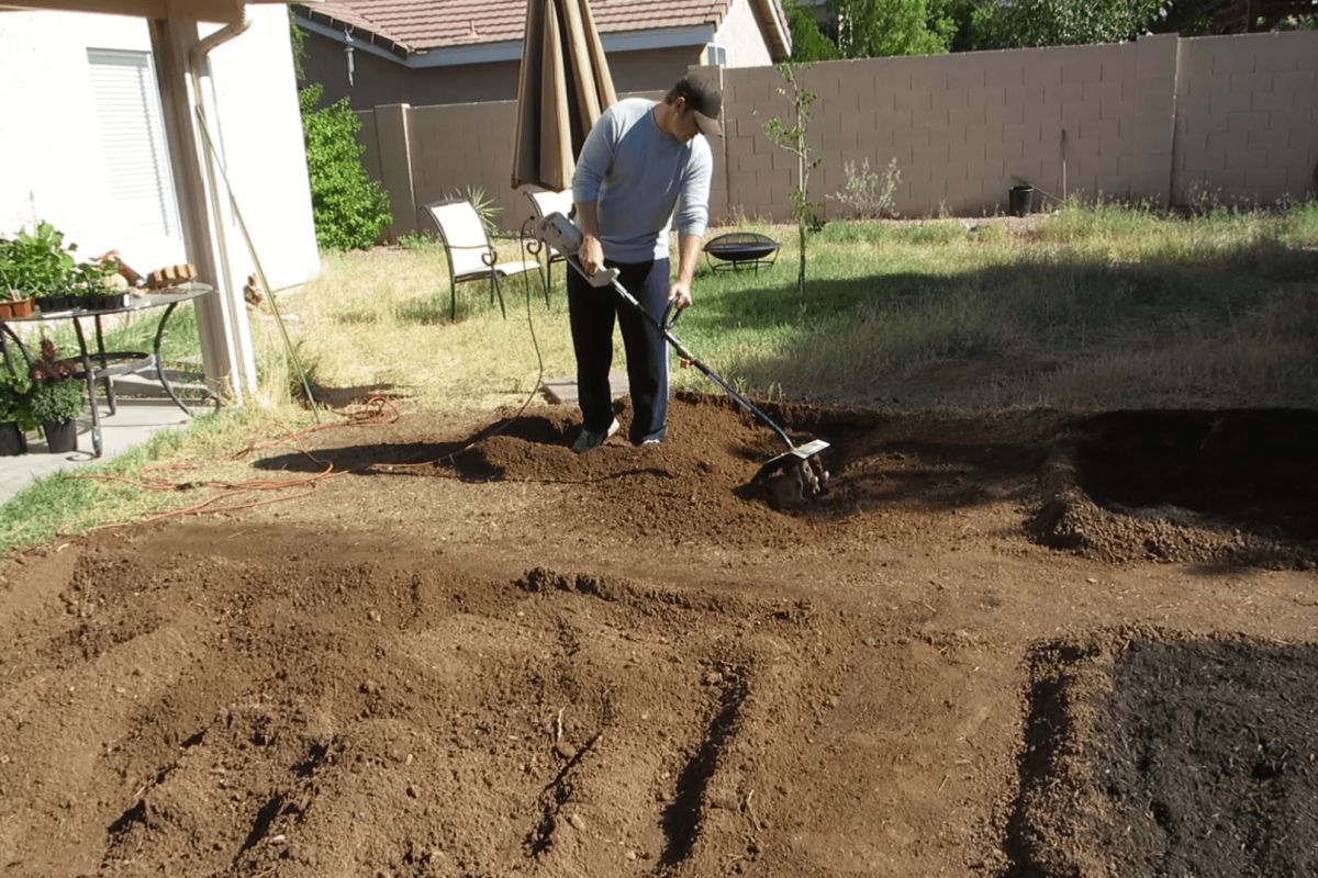 Building your own backyard garden: Part 1