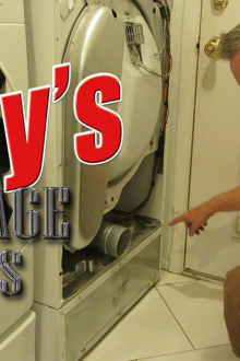 How to fix a Dryer that won't spin