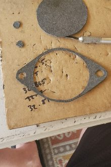 How to make your own gasket
